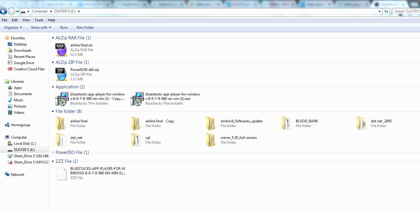 shortcut virus removed - Error Express