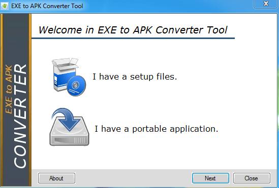 convert exe to pdf file