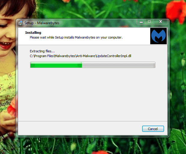 Install Malwarebytes AdwCleaner on your system